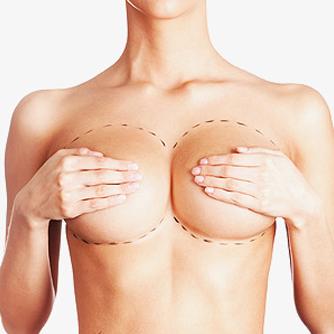 prótese mamária